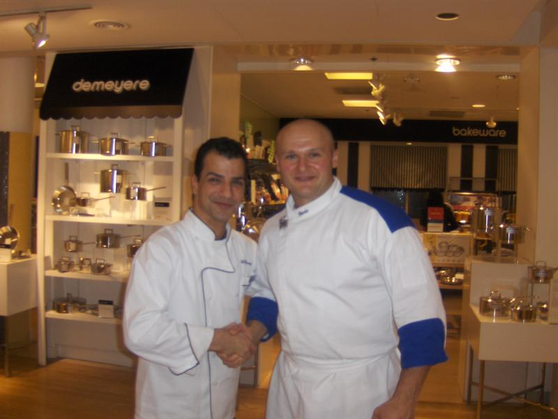 Professional Chef Services Photo Gallery